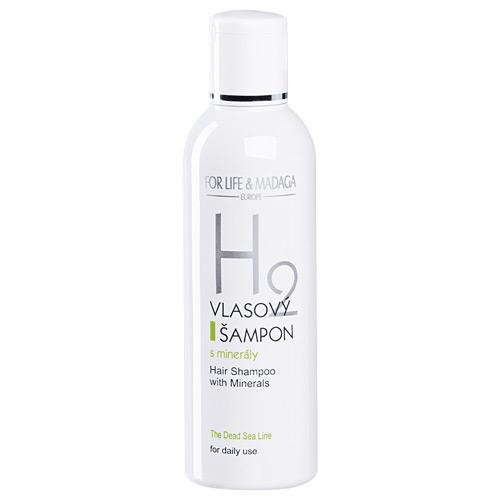 Obrázek z Vlasový šampon s minerály (Mrtvého moře) 200 ml