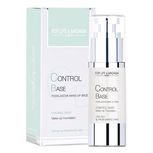 Obrázek z Control BASE - podkladová make-up báze 30 ml