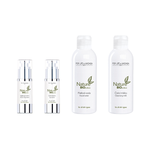 Image of SET for complete care NATURE BIO active