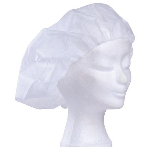 Obrázek Dámská čepice (modrá nebo bílá) 10 ks