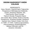 Obrázok z 2DERM Bariérový krém Colour