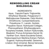 Image of Remodelling Cream Biological